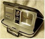 Rensie 777 Travel Radio/Alarm (1960s)