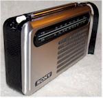 Sony TFM-6100W Portable Transistor (1976)
