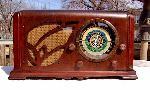 "Western Auto ""Truetone"" Radio (1936)"