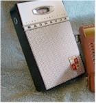 Magnavox AM80 Pocket Transistor (1961)