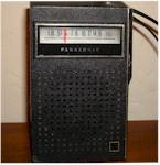 Panasonic R1070 Pocket Transistor