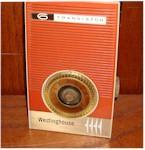 Westinghouse H791P6 Transistor (1962)