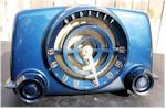 "Crosley 11-101U ""Dynamic Bullseye"" (1951)"