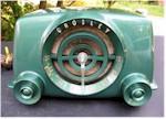 "Crosley 11-102U ""Dynamic Bullseye"" (1951)"