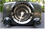 "Crosley 11-104U ""Dynamic Bullseye"" (1951)"