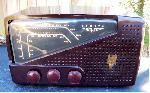 Zenith 7-H-822 AM/FM (1949)