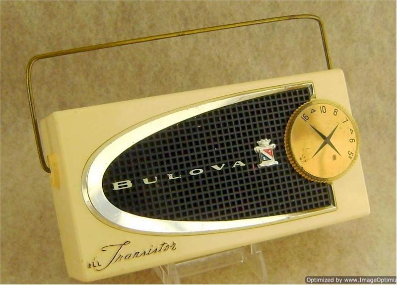 """Bulova 620 """"Comet"""" (1957)"""