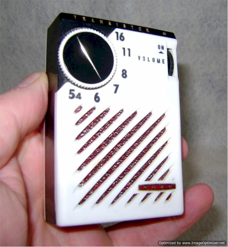 Yaou Shirt Pocket Transistor (1959)