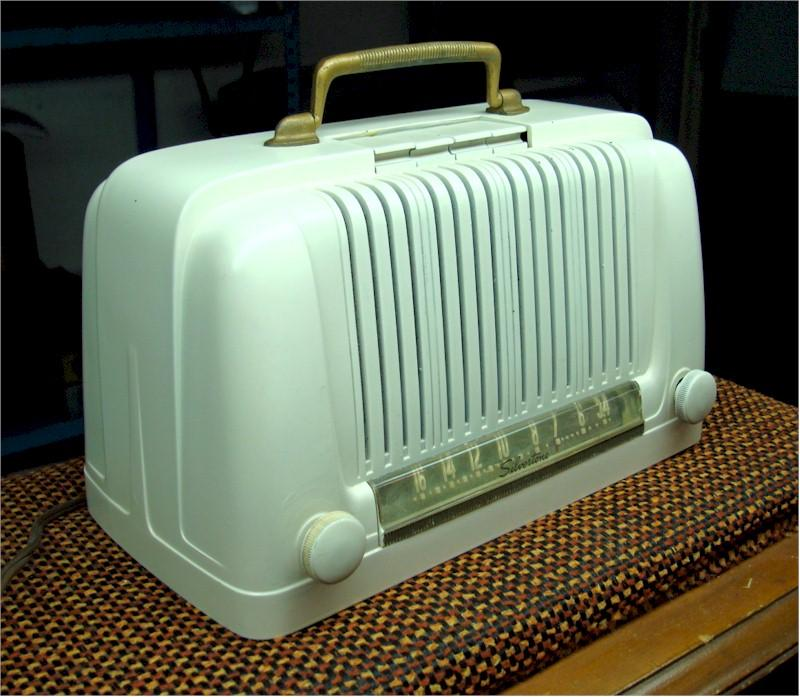 Silvertone 6012 (1947)