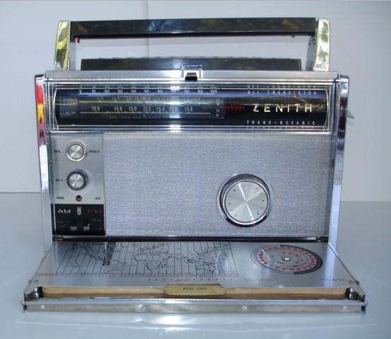 Zenith Royal 3000 Trans-Oceanic (1962)