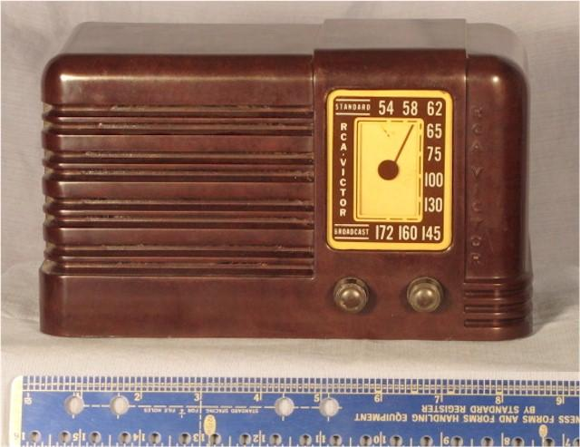 RCA 45X-1 (1940)