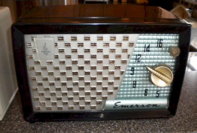 Emerson 729B (1955)