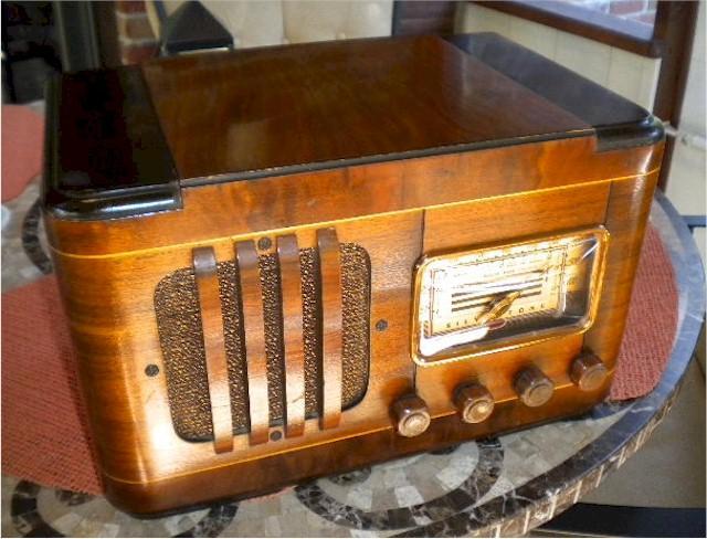Silvertone 6356 (1939-40)