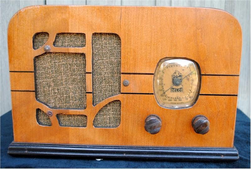 Delco R-1125 (1937)