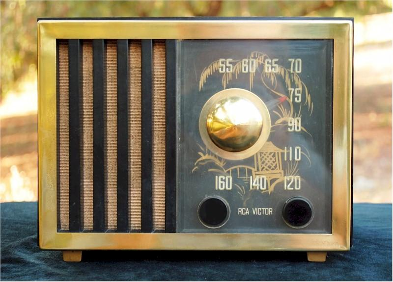 RCA 75X-17 Oriental