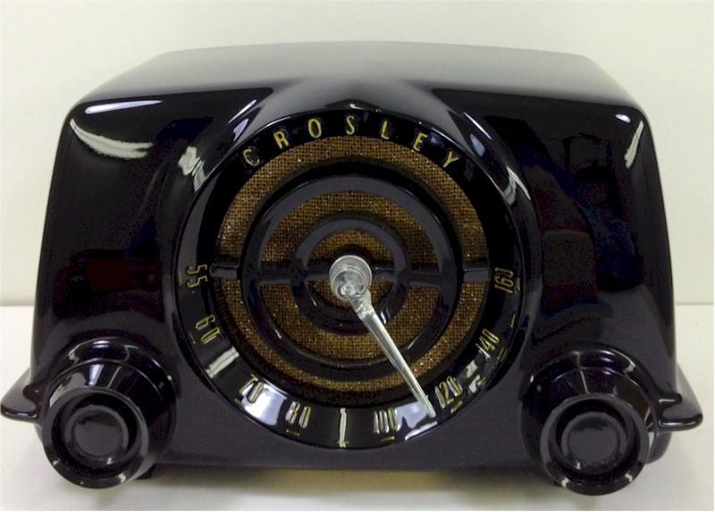 Crosley 11-104U Bullseye (1951)