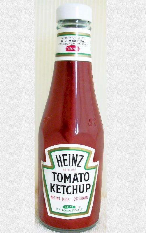 Heinz Ketchup Bottle Radio