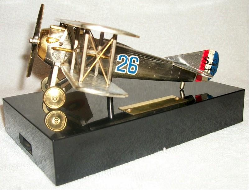 SPAD French Fighter Plane Radio