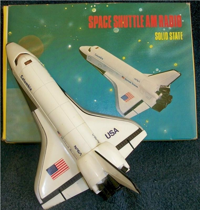 Space Shuttle Radio