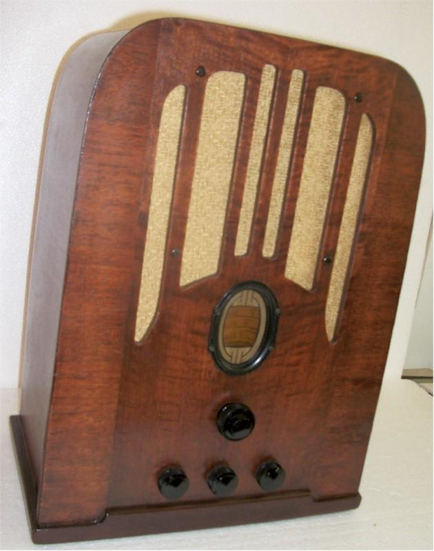 Philco 620 Tombstone (1937)