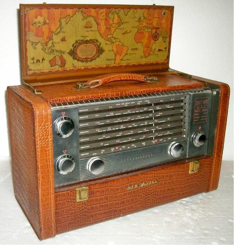 RCA 3-BX-672 Strato-World