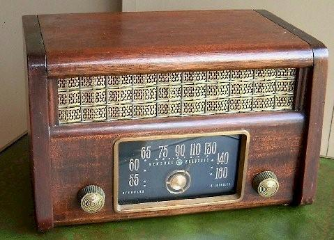 General Electric Radio