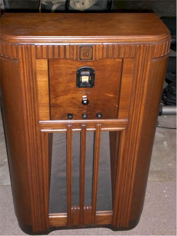 Philco 118X Console (1935)