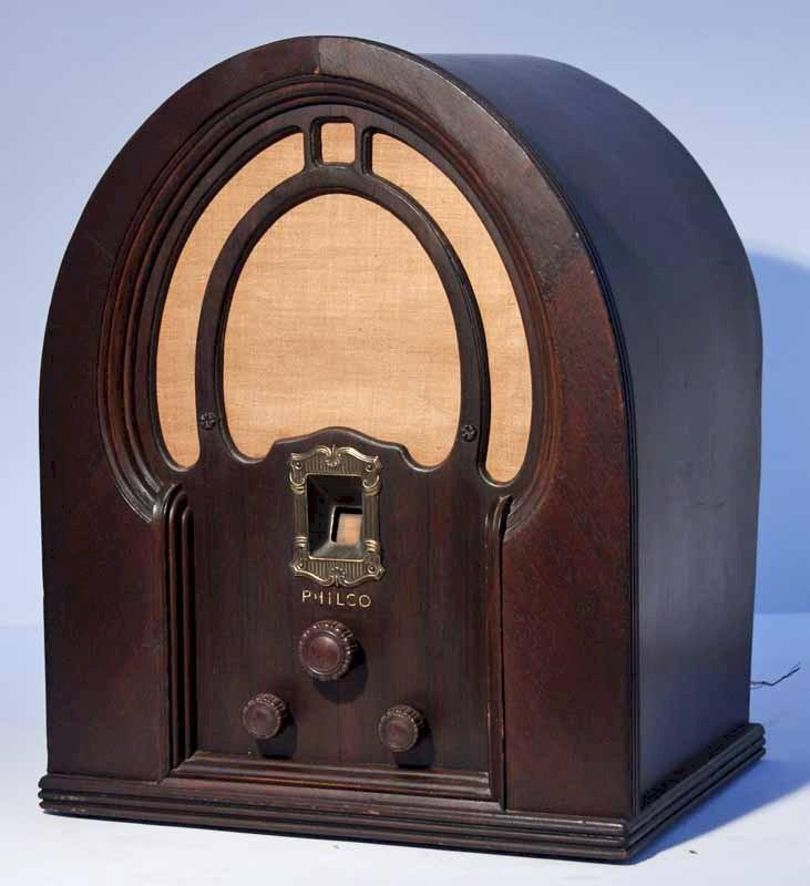 Philco 89 Cathedral