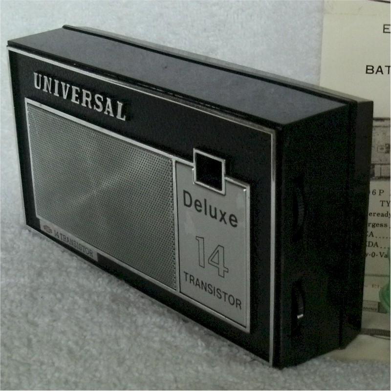 Universal Electronics 1440M Transistor (1965)