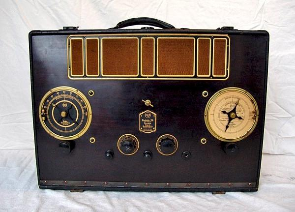RCA Radiola 24 Portable (1923)