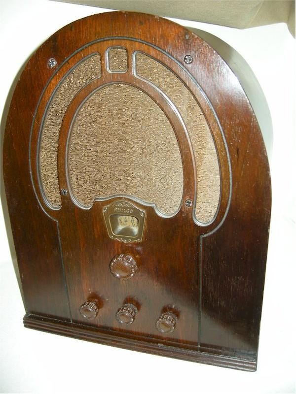 Philco 60 Cathedral (1933)