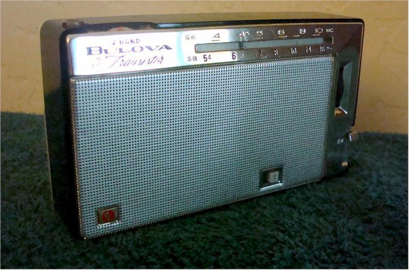 Bulova 2YC-23 AM/FM Transistor