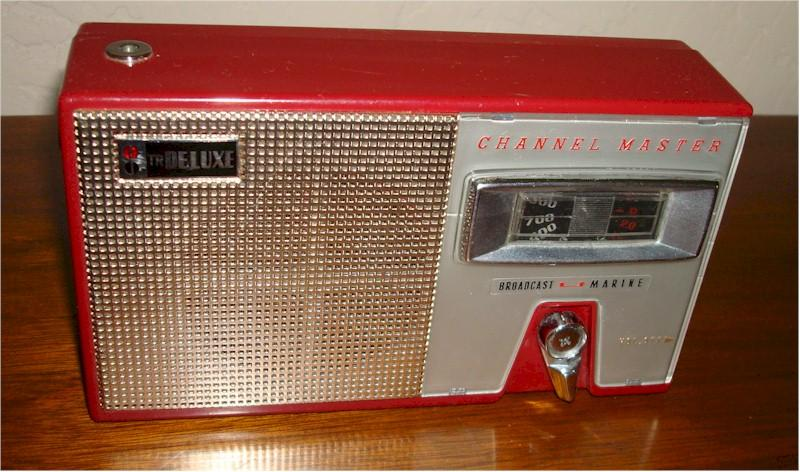 Channel Master 6514 Portable (1960)