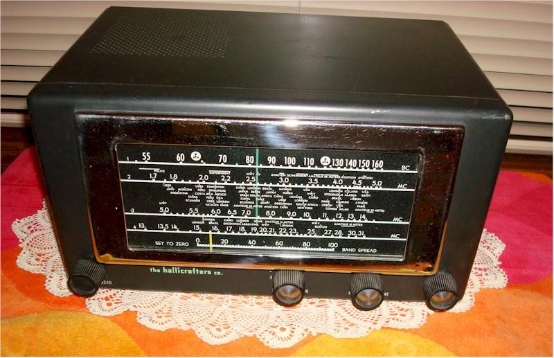 Hallicrafters 5R10A (1952)