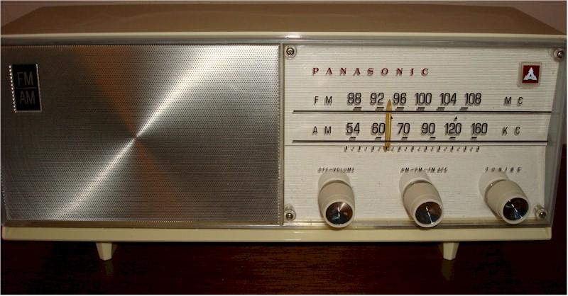 Panasonic RE-710 (1960s)