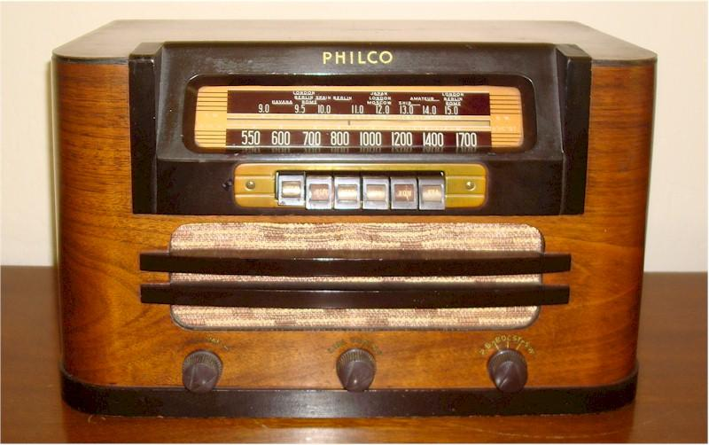Philco 42 327 1942