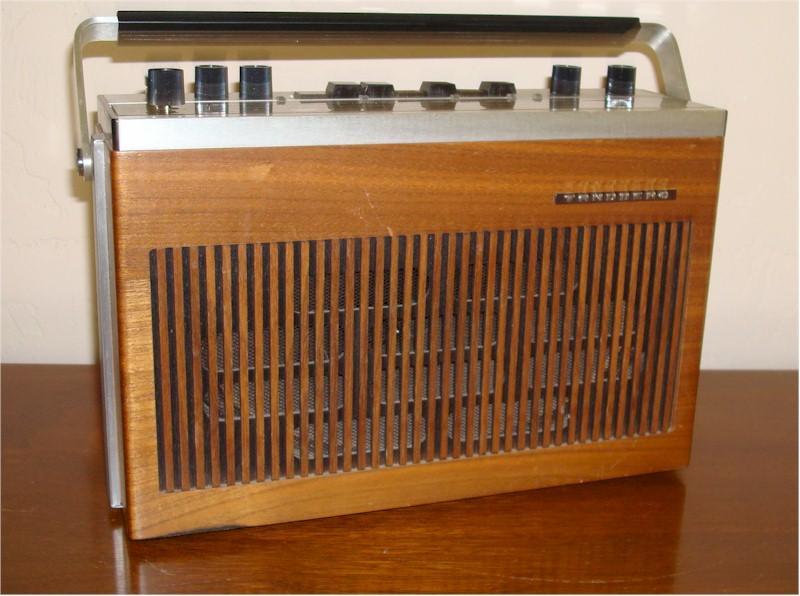 Tandberg TP-41 Multi-Band Portable (1970)