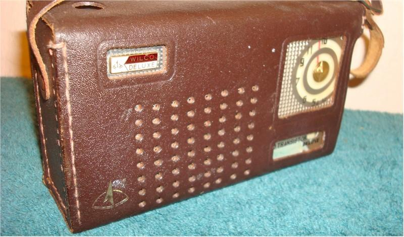 Wilco ST-88 Pocket Transistor
