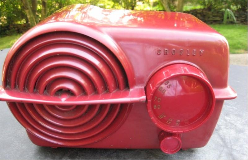 "Crosley 11-115U ""Serenader"" (1951)"