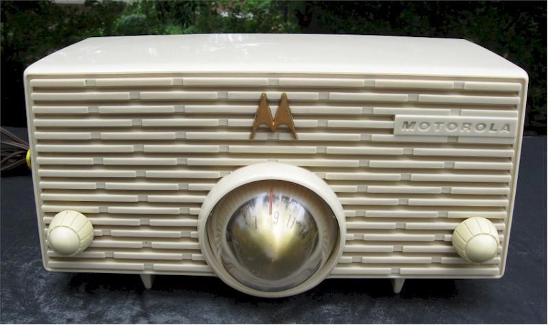 "Motorola 56H ""Torpedo"" (1956)"