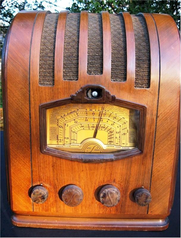 Silvertone 4663 (1937)