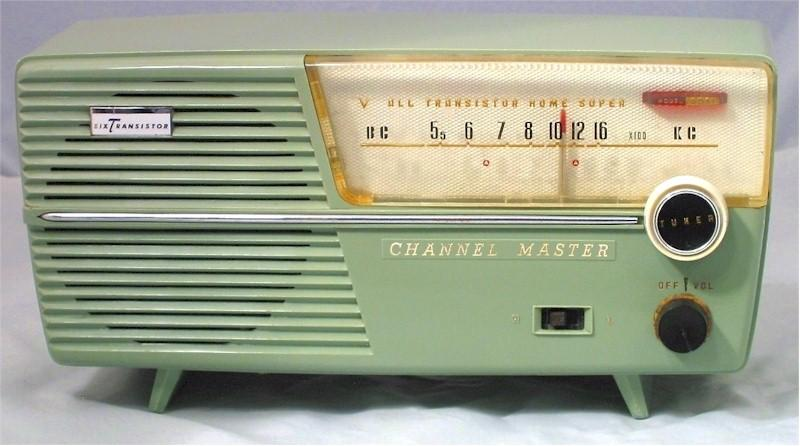 Channel Master 6511 (1960)