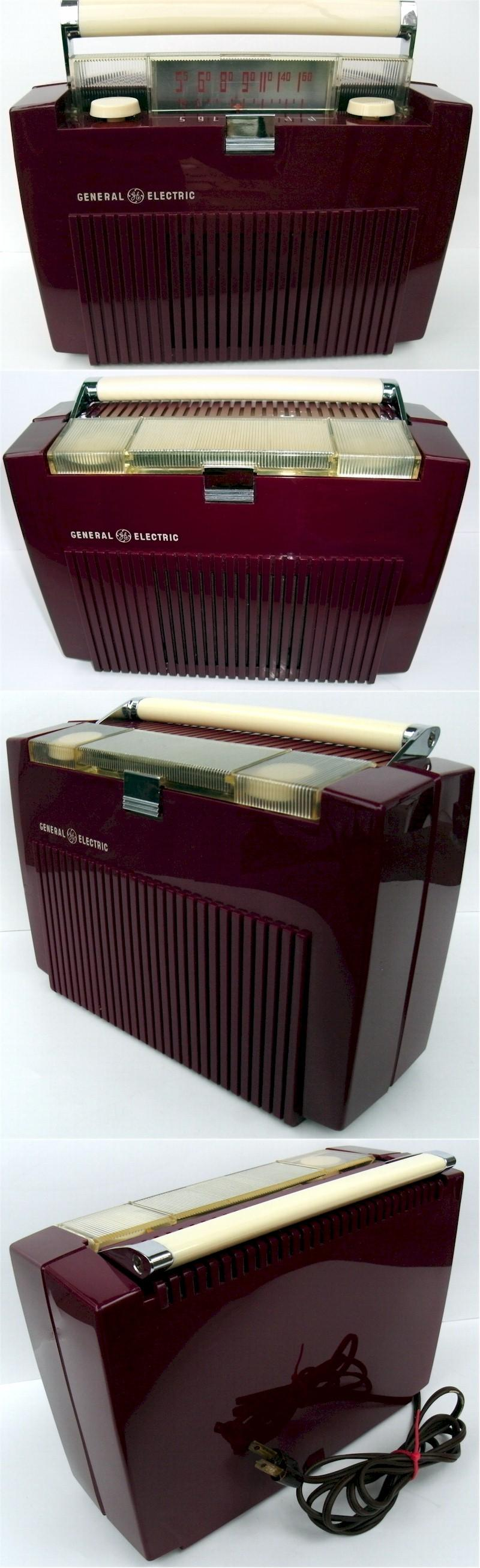General Electric 607 Portable (1952)
