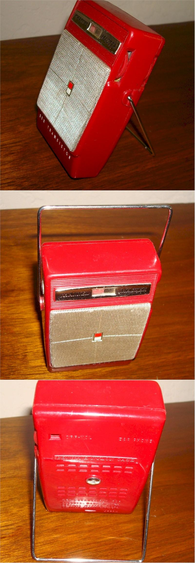 Channel Master 6509 Portable (1960)