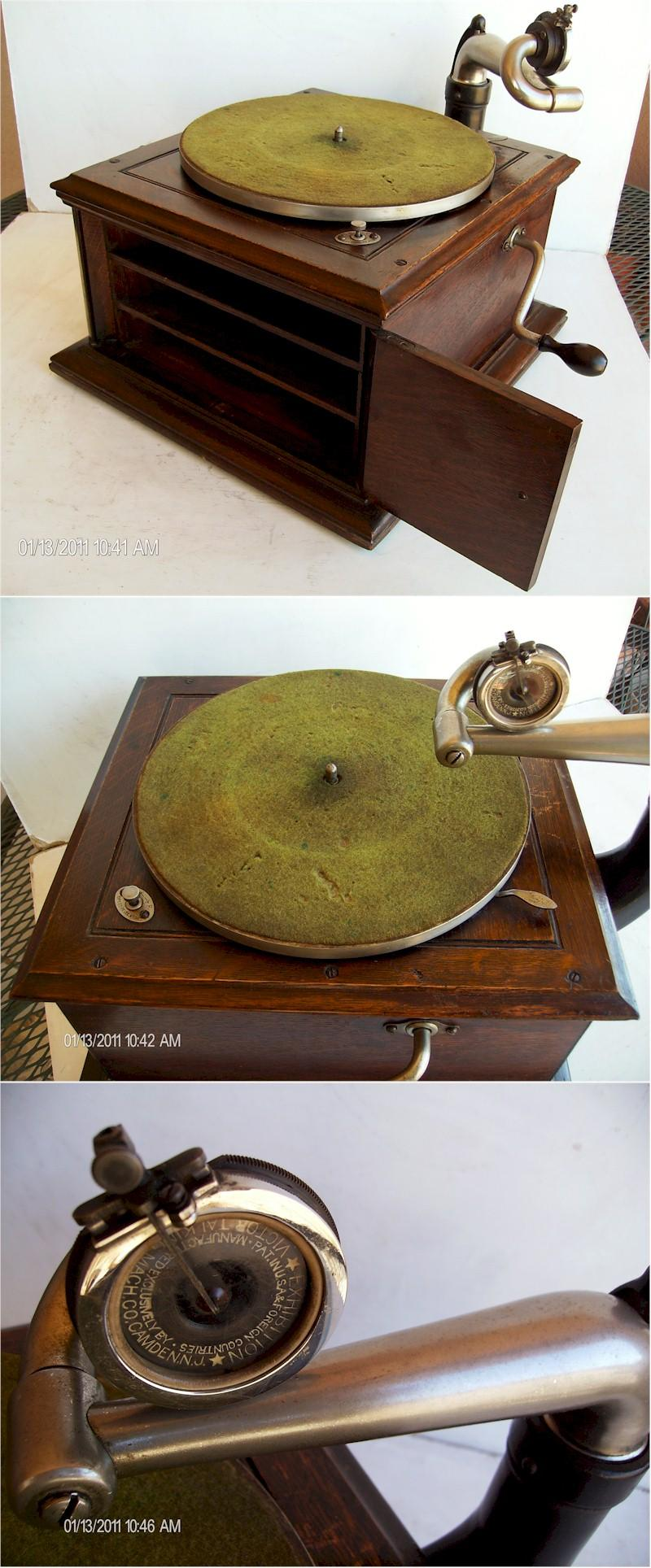 Victor VV-IV Phonograph