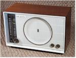 Zenith X337W AM/FM (1967)