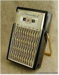 """Bulova 660 """"Hercules"""" Pocket Transistor (1959)"""