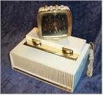 "Philco H765 ""Predicta"" Clock Radio (1958)"