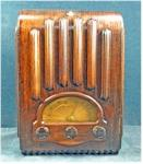 Emerson 213 w/Ingraham Cabinet (1938)