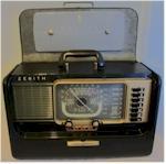 Zenith H500 Trans-Oceanic (1951)